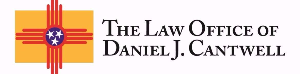 Law Office of Daniel J. Cantwell Attorney at Law in Kingsport, TN page banner